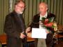 Afscheid ds. den Braber 2008